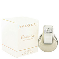 OMNIA CRYSTALLINE by Bulgari for Women Eau De Toilette Spray 2.2 oz