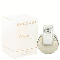 OMNIA CRYSTALLINE by Bulgari for Women Eau De Toilette Spray 1.3 oz