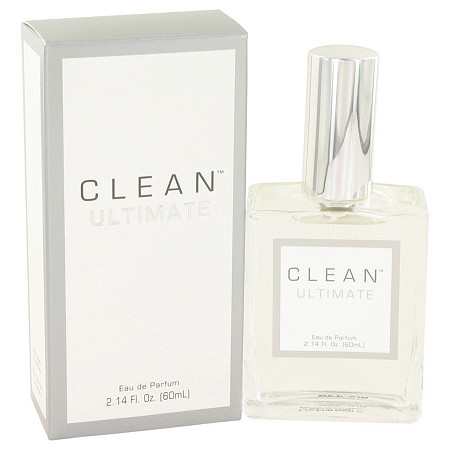 Clean Ultimate by Clean for Women Eau De Parfum Spray 2 oz at PalmBeach Jewelry