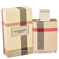 Burberry London (New) by Burberrys for Women Eau De Parfum Spray 1.7 oz