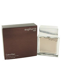Euphoria by Calvin Klein for Men Eau de Toilette Spray 3.4 oz.
