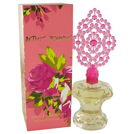 Betsey Johnson by Betsey Johnson for Women Eau De Parfum Spray 3.4 oz at PalmBeach Jewelry