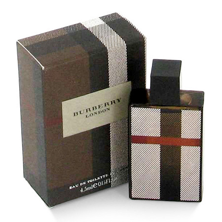 Burberry London (New) by Burberrys for Men Mini EDT .17 oz at PalmBeach Jewelry