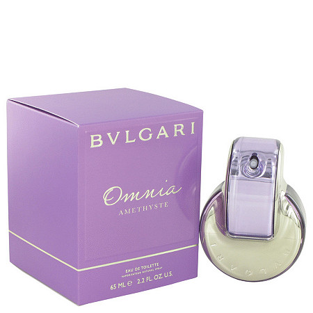 Omnia Amethyste by Bvlgari for Women Eau De Toilette Spray 2.2 oz at PalmBeach Jewelry