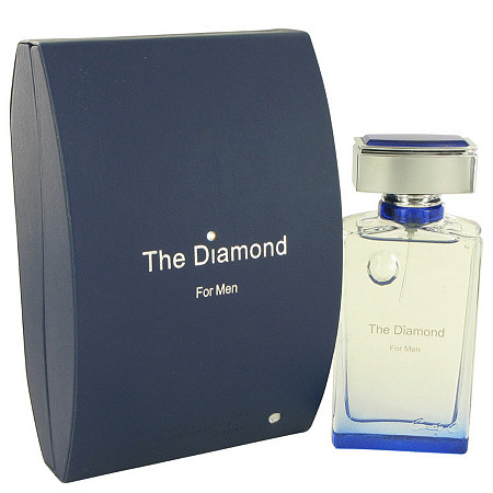 The Diamond by Cindy C. for Men Eau De Toilette Spray 3.4 oz at PalmBeach Jewelry