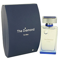 The Diamond by Cindy C. for Men Eau De Toilette Spray 3.4 oz