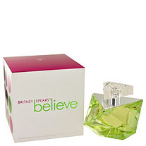 Believe by Britney Spears for Women Eau De Parfum Spray 3.4 oz