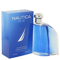 NAUTICA BLUE by Nautica for Men Eau De Toilette Spray 3.4 oz