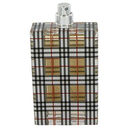 Burberry Brit by Burberrys for Women Eau De Parfum Spray (Tester) 3.4 oz at PalmBeach Jewelry