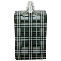 Burberry Brit by Burberrys for Men Eau De Toilette Spray (Tester) 3.4 oz