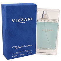 Vizzari by Roverto Vizzari for Men Eau De Toilette Spray 3.3 oz