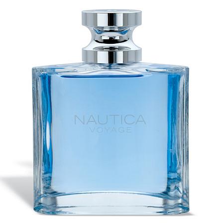 Nautica Voyage by Nautica for Men 3.4 oz. Eau de Toilette Spray at Direct Charge presents PalmBeach