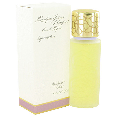 QUELQUES FLEURS by Houbigant for Women Eau De Parfum Spray 3.4 oz at PalmBeach Jewelry