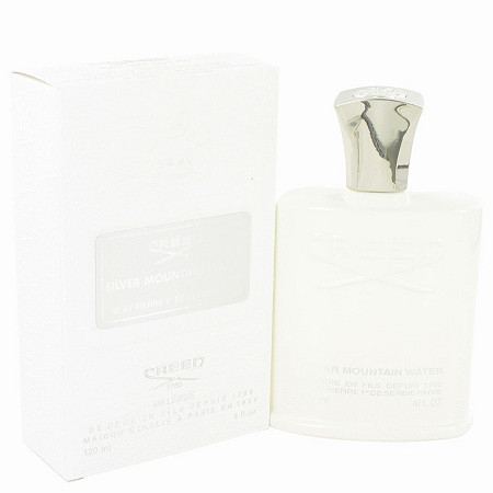 SILVER MOUNTAIN WATER by Creed for Men Millesime Spray 4 oz at PalmBeach Jewelry