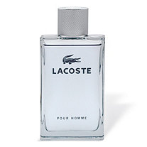 Lacoste Pour Homme by Lacoste for Men Eau De Toilette Spray 3.3 oz