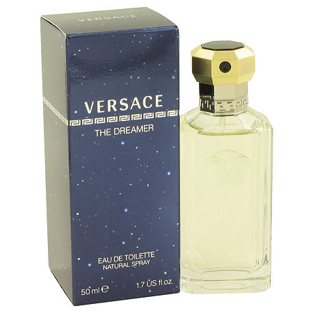 DREAMER by Versace for Men Eau De Toilette Spray 1.7 oz at PalmBeach Jewelry