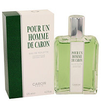 CARON Pour Homme by Caron for Men Eau De Toilette Spray 4 oz