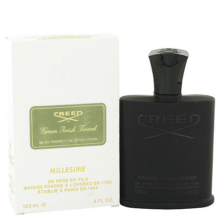 GREEN IRISH TWEED by Creed for Men Millesime Spray 4 oz at PalmBeach Jewelry