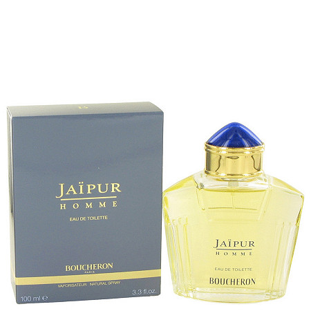 Jaipur by Boucheron for Men Eau De Toilette Spray 3.4 oz at PalmBeach Jewelry