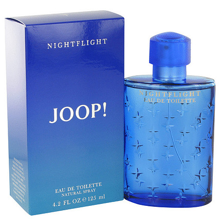 JOOP NIGHTFLIGHT by Joop! for Men Eau De Toilette Spray 4.2 oz at PalmBeach Jewelry