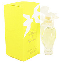 L'AIR DU TEMPS by Nina Ricci for Women Eau De Toilette Spray W/Bird Cap 1.7 oz