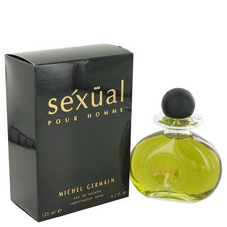 Sexual by Michel Germain for Men Eau De Toilette Spray 4.2 oz at PalmBeach Jewelry