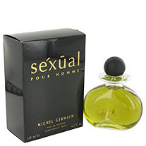 Sexual by Michel Germain for Men Eau De Toilette Spray 4.2 oz