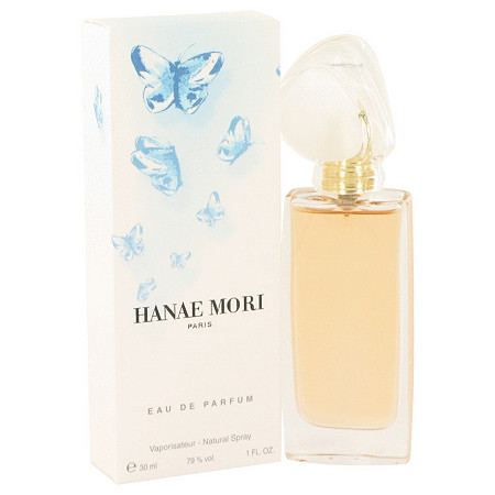 HANAE MORI by Hanae Mori for Women Eau De Parfum Spray (Blue Butterfly) 1 oz at PalmBeach Jewelry