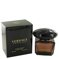 Crystal Noir by Versace for Women Eau De Toilette Spray 3 oz