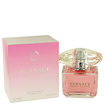 Bright Crystal by Versace for Women Eau De Toilette Spray 3 oz