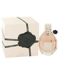 Flowerbomb by Viktor and Rolf for Women Eau De Parfum Spray 3.4 oz