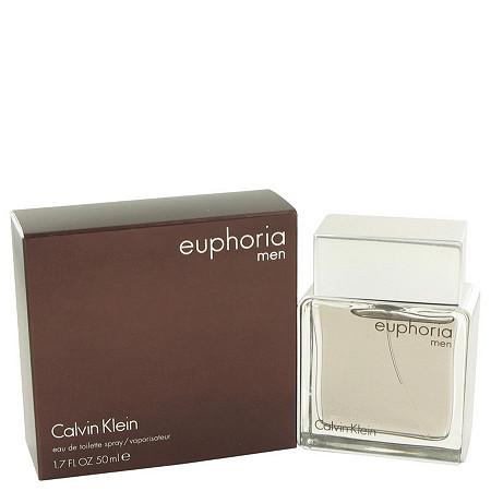 Euphoria by Calvin Klein for Men Eau De Toilette Spray 1.7 oz at PalmBeach Jewelry