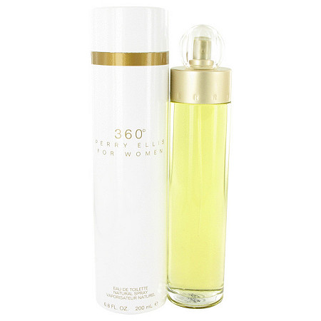 perry ellis 360 by Perry Ellis for Women Eau De Toilette Spray 6.7 oz at PalmBeach Jewelry