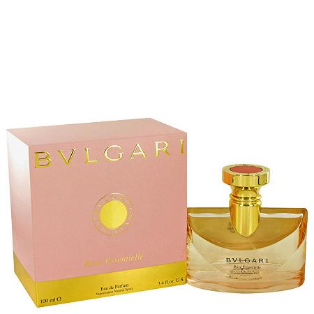 Bvlgari Rose Essentielle by Bvlgari for Women Eau De Parfum Spray 3.4 oz at PalmBeach Jewelry