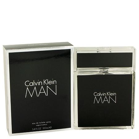 Calvin Klein Man by Calvin Klein for Men 3.4 oz. EDT Spray at PalmBeach Jewelry