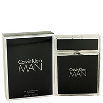 Calvin Klein Man by Calvin Klein for Men 3.4 oz. EDT Spray