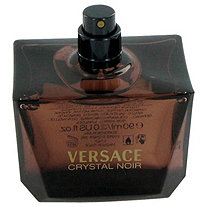 Crystal Noir by Versace for Women Eau De Toilette Spray (Tester) 3 oz