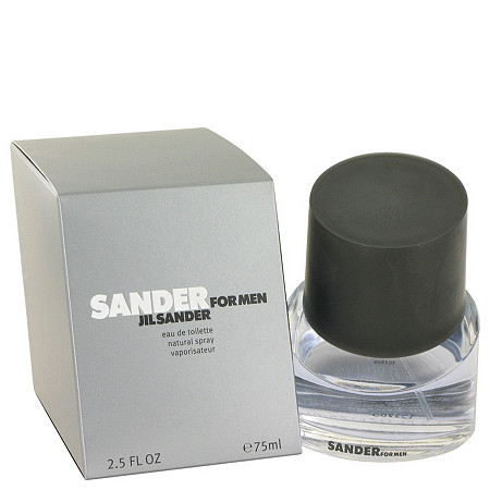Sander by Jil Sander for Men Eau De Toilette Spray 2.5 oz at PalmBeach Jewelry