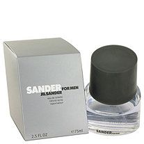 Sander by Jil Sander for Men Eau De Toilette Spray 2.5 oz