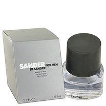 Sander by Jil Sander for Men Eau De Toilette Spray 2.5 oz