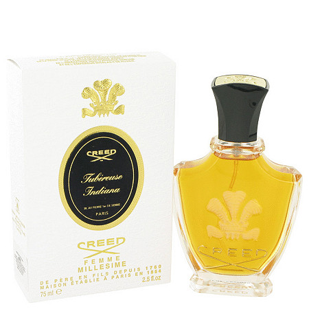 TUBEREUSE INDIANA by Creed for Women Millesime Eau De Parfum Spray 2.5 OZ at PalmBeach Jewelry