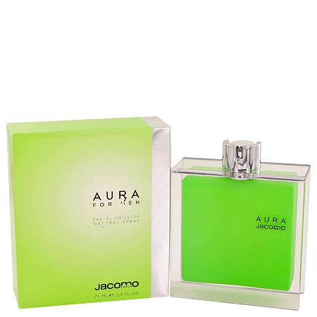 AURA by Jacomo for Men Eau De Toilette Spray 2.4 oz at PalmBeach Jewelry