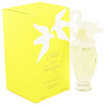 L'AIR DU TEMPS by Nina Ricci for Women Eau De Toilette Spray with B/Cap 1 oz