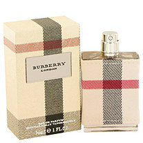 Burberry London (New) by Burberrys for Women Eau De Parfum Spray 1 oz