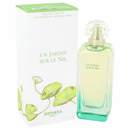 Un Jardin Sur Le Nil by Hermes for Women Eau De Toilette Spray 3.4 oz at PalmBeach Jewelry