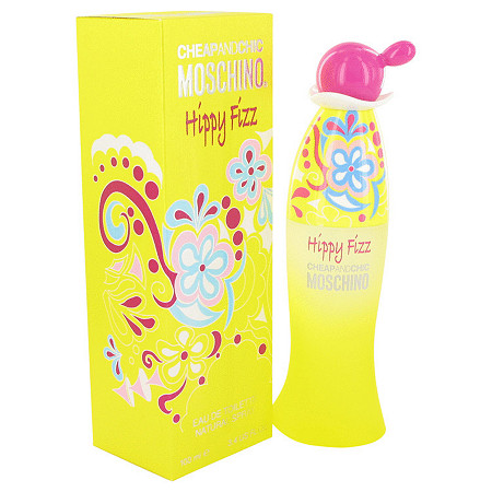 Moschino Hippy Fizz by Moschino for Women Eau De Toilette Spray 3.4 oz at PalmBeach Jewelry