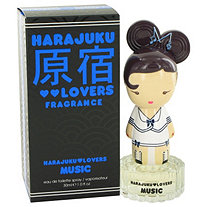 Harajuku Lovers Music by Gwen Stefani for Women Eau De Toilette Spray 1 oz