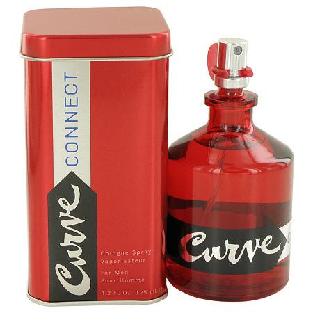 Curve Connect by Liz Claiborne for Men Eau De Cologne Spray 4.2 oz at PalmBeach Jewelry