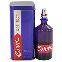Curve Connect by Liz Claiborne for Women Eau De Toilette Spray 3.4 oz