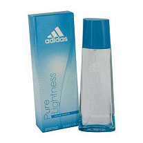 Adidas Pure Lightness by Adidas for Women Eau De Toilette Spray 1.7 oz